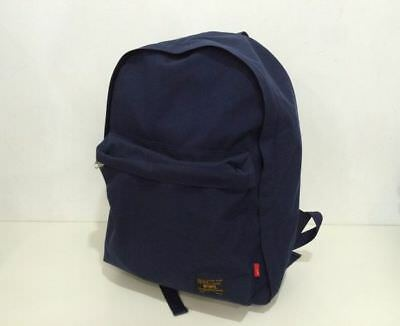 WTAPS Book Pack Back Pack Navy Free Size 44cm × 32cm × 16.5cm Ruck Sack
