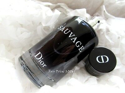 Christian Dior Sauvage Eau de Toilette -  100 ml EDT  OVP