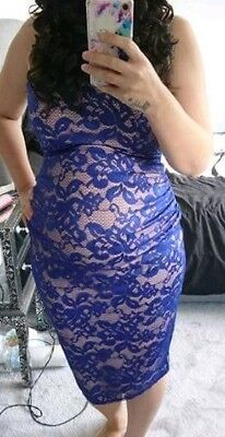 **Asos maternity dress size 12 worn once**