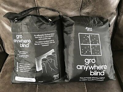 Gro Company Gro Anywhere Blackout Blinds *QTY 1*