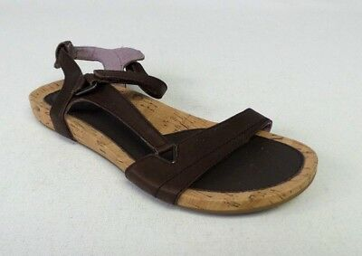23e6c81eb281 New Teva Women s Capri Universal Sandal - Size 7 - Pearlized Brown