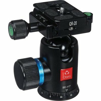 Oben BE-117 Ball Head Free Shipping