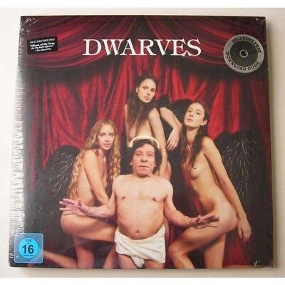 The Dwarves Are Born Again LP OVP inkl. Downloadcode & DVD Made in US