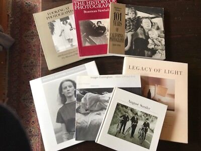 Lot of fine art photography books Weston's Westons & more