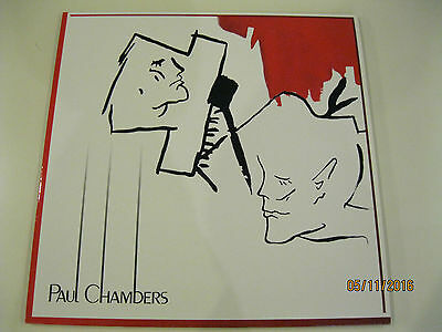 Paul Chambers – Stations / New Wave Minimal Synth / Autumn Circuit 7 Lisfrank