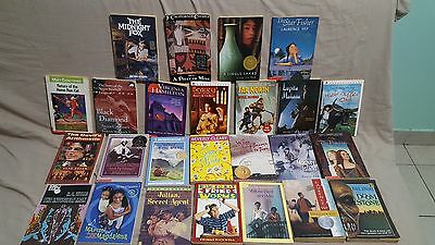 Lot Of 25 Mixed Young Teen Chapter Books--Excellent (#102)--Free Shipping