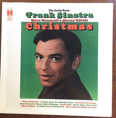 The Early Years FRANK SINATRA Have Yourself A Merry Little CHRISTMAS HS11200