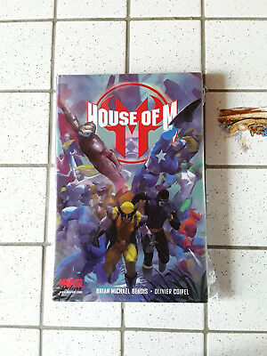 House of M - Marvel Deluxe - Comme Neuf - Panini