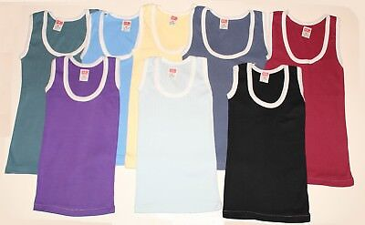 Kids Boys Children girls vests Multi Colour Vest Cotton Summer Tank lot Cotton