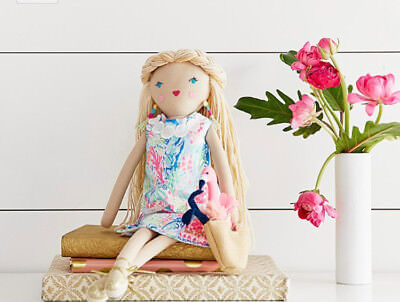 Lilly Pulitzer Pottery Barn Little Lilly Designer Doll - Order Confirmed!