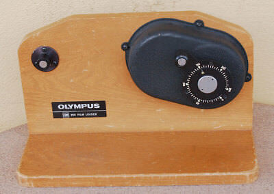 Olympus 35mm 250 Exposure Bulk Film Loader for loading reusable film cassettes