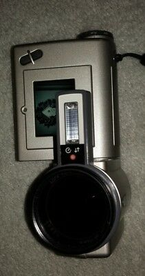 Vintage AGFA 1680 ePhoto Digital Camera with 128MB Smart Memory Card and Case