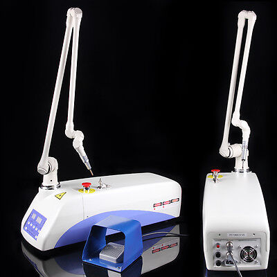 15W CO2 Surgical System CO2 Laser Acne Wrinkle Removal Skin Rejuvenation Machine