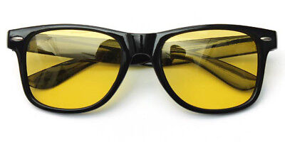 Unisex HD Lenses UV Protection Night Vision Sunglasses Goggles Driving Glasses