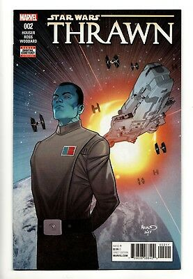 Star Wars Thrawn #2 - Main Cover (Marvel, 2018) - New/Unread (NM)