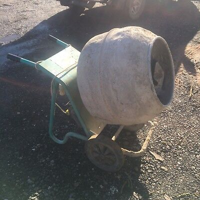 Cement Mixer Barrow mixer