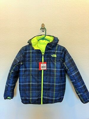 The North Face Reversible Frosty Puffy Jacket - Boys' Girls' Youth Size M & L
