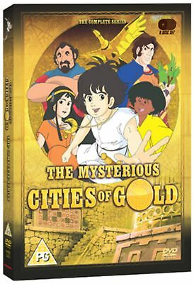 The Mysterious Cities of Gold: Series 1 (Slipcase) [DVD]