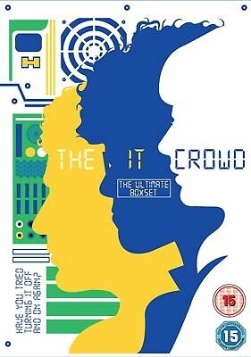 The IT Crowd: The Ultimate Collection (Box Set) [DVD]