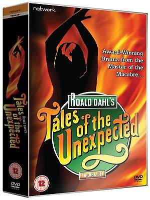 Roald Dahl's Tales of the Unexpected (Box Set) [DVD]