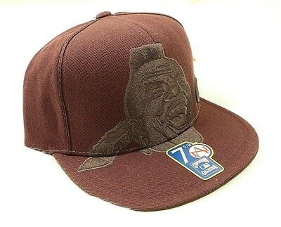 bcd257f08ed ... 50% off atlanta braves cooperstown flat brim 7 5 8 fitted hat baseball  hat mlb ...
