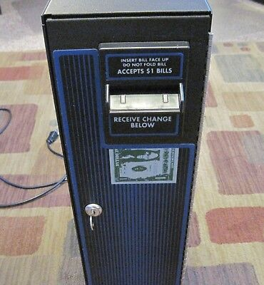CM-222  Dollar Bill Changer  ANTARES Tested, working