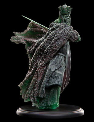 Lord of the Rings THE KING OF THE DEAD Statue Miniature Figure Weta