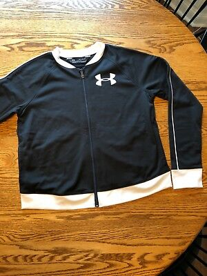 Under Armour Boys Girls Youth Light Jacket