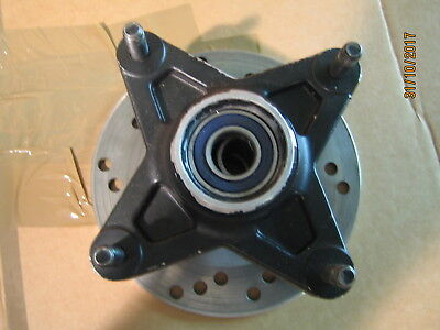 DS 650 BOMBARDIER CAN-AM DS650 BAJA QUAD ATV WHEEL HUB Radaufnahme VORN L/R