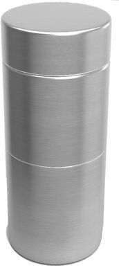 Herb Stash Jar Container Airtight Smell Proof Aluminum for Weed Storage Metal