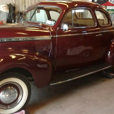 1940 Chevrolet Other Businessman Coupe 1940 Chevrolet Coupe Businessmans Special Deluxe