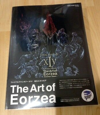 The Art of Eorzea - Another Dawn - Final Fantasy XIV A Realm RebornArtbook
