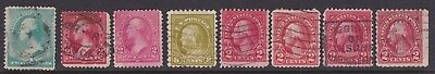 United States Early Stamps Unchecked #2