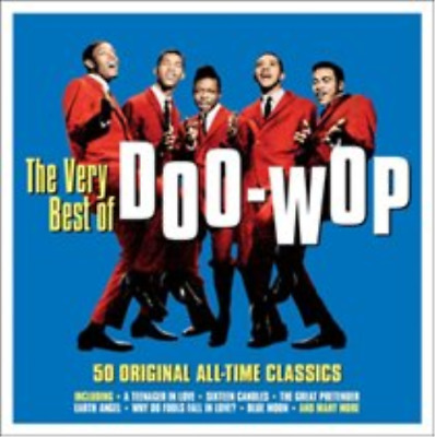 Various Artists-The Very Best of Doo-wop  CD NEW