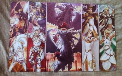Lightsworn / Twilightsworn Custom Yugioh Playmat FREE SHIPPING INCLUDED