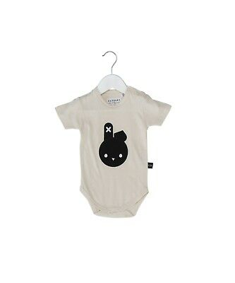 Hux Baby Bunny Patch one piece 12-18 months