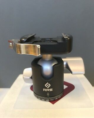 RSS Really Right Stuff BH-30 Ball head with Compact Lever release clamp.