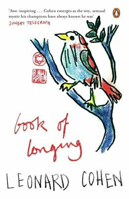 Book of longing by Leonard Cohen (Paperback)