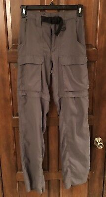Boy Scouts BSA Switchback Convertible Uniform Pants Shorts Mens Extra Small XS