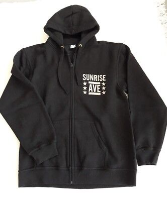 Sunrise Avenue Ave Sweatjacke Forever Yours Größe M