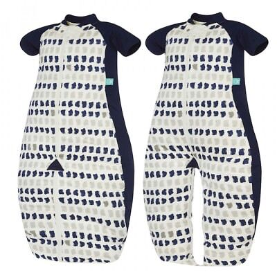 ergoPouch 2 in 1 Baby Sleep Suit & Sleeping Bag 1.0 TOG 3-12 months (RRP £49.99)