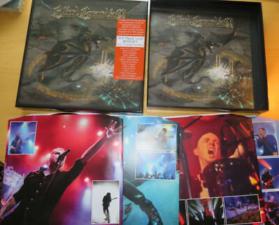 BLIND GUARDIAN - LIVE BEYOND THE SPHERES - 4 VINYL/ LP BOXSET - top Zustsand -