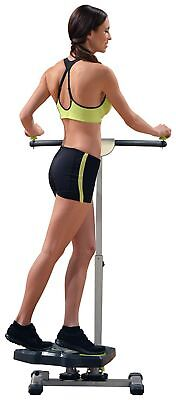 Twist & Shape Tighten & Tone Exercise Machine & Exercise DVD & Battery Included