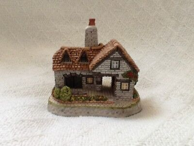 DAVID WINTER COTTAGES: THE TANNERY - 1993 - no COA - EXCELLENT condition