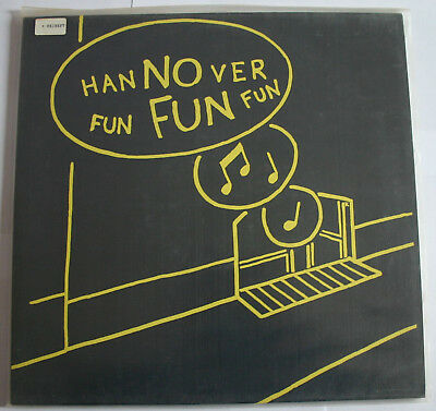 Various - Hannover Fun Fun Fun No Fun #No Fun Records ‎– NF 001 #Punk #Vinyl