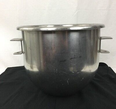 Stainless Steel 20qt Mixing Bowl For Hobart? Univex?