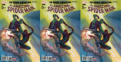 Amazing Spiderman 798 3-PACK  Pre-Sale 4/4 RED GOBLIN LIMITED SALE FREE SHIPPING