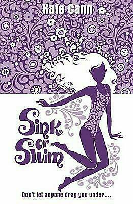 Sink or Swim by Kate Cann (English) Paperback Book Free Shipping!
