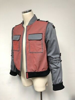 Marty McFly future jacket from Back to the Future 2 (PLS READ DESCRIPTION)