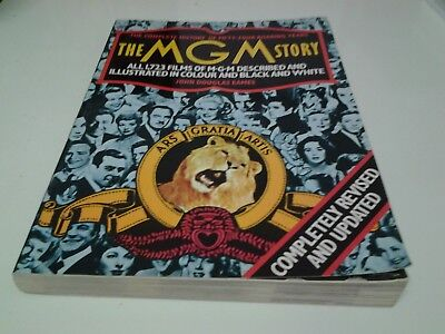 The MGM Story The Complete History Alle MGM Filme bis 1978